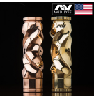 [Avid Lyfe] Gyre Quick Twist Mod brass/copper [正規品]