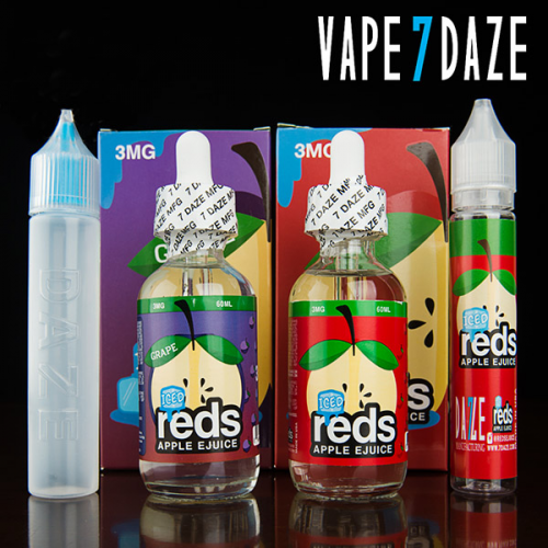 [DAZA] ICED REDS APPLE EJUICE 60ml