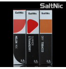 [Saltnic] Nikotine salt 25mg/30ml