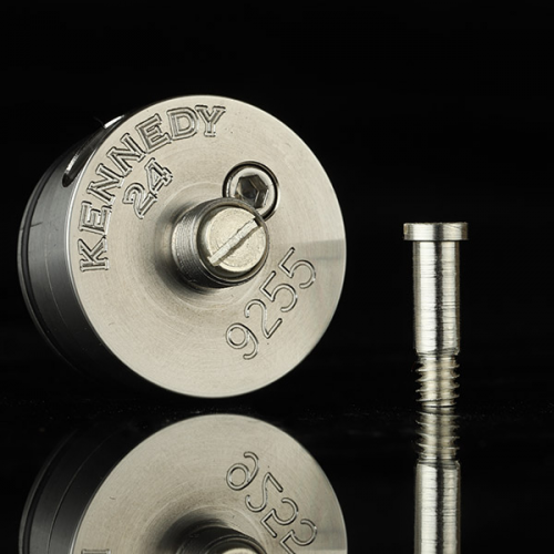DIY Kennedy RDA solid silver contact PIN