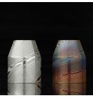 Customize Damascus Steel Battle Deck Cap