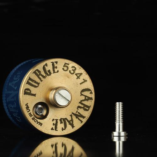 DIY Carnage RDA solid silver contact PINS