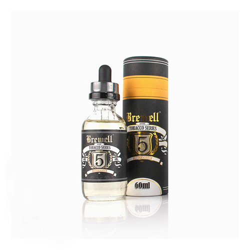 US産[Brewell Vapory] Butterscotch Tobacco Series