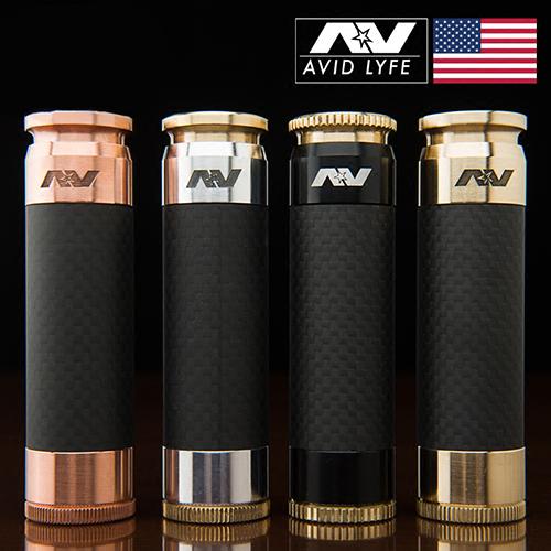 Avid Lyfe AV able メカニカル MOD 「正規品」 copper