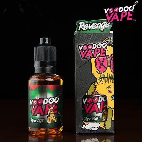 マレーシア産[voodoo vape] オリジナルニコチン入りリキッド